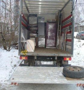 Перевозка мебели.Опытные грузчики.Вывоз на свалку
