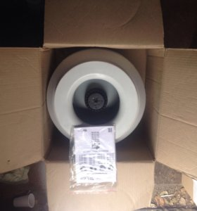 Продам канальный вентилятор шивт