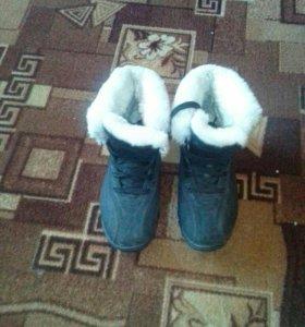 Кросовки зимнии