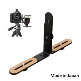 Шина для фотовспышки Hakuba KPT-02 LL-Flash Plate