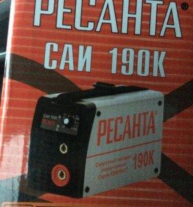 Новая Ресанта 190