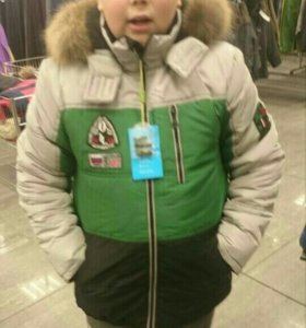 Куртка зимняя 164разм.