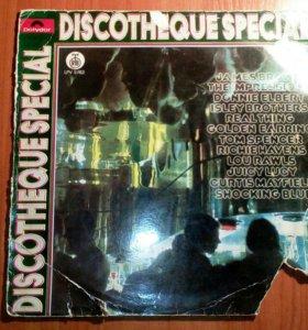 Грампластинка Discotheque special