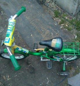 Велосипед (детский)