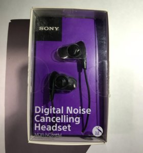 Наушники Sony MDR-NC31EM