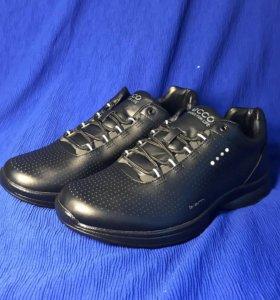 Ecco демисезонные кроссовки