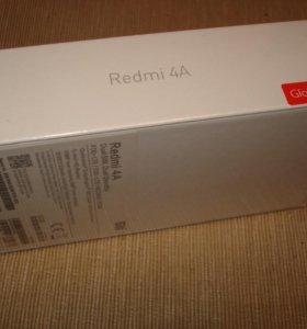 Xiaomi 4a 2/32 новые