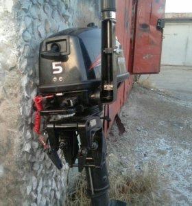 Лодочный мотор Хидея 5