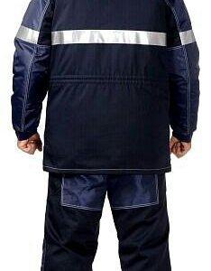 Новый костюм: Куртка + полукомбинезон (зима)