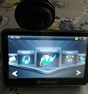 GPS навигатор Prestigo