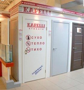 Двери Капель влагостойкие композитные