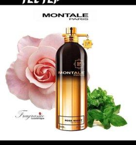 Montale Rose Night tester 💯 ml