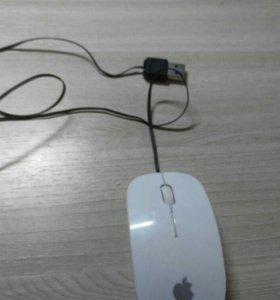 Продам мышку apple, новая! Нужны деньги