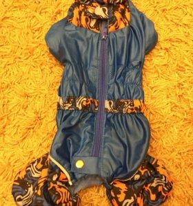Одежда для собак ( комбинезон на флисе)