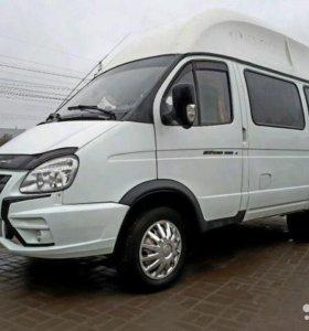 ГАЗ ГАЗель 3221 Луидор 225000 2014г.