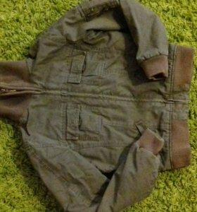 Куртка-бомбер из Германии!!!