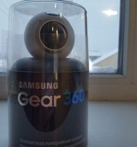 Видеокамера samsung gear 360