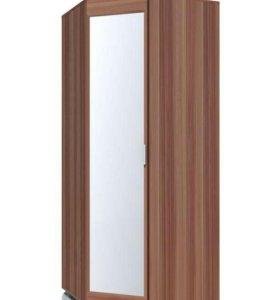 Угловой шкаф+шкаф 2 дв+комод+стеллаж