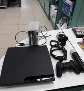 Игровая приставка SONY PS 3 320GB