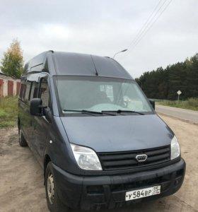 Продаю Микроавтобус MAXUS 3.5 MT. Категория «B».