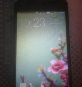 Продам HTC Desire 626G dual sim EEA / blue