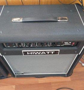 Басовый комбоусилитель Hiwatt Maxwatt B60