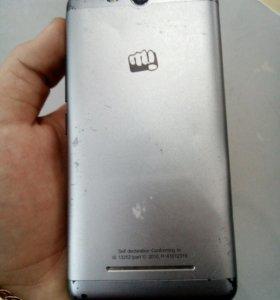 Телефон Micromax q392 canvas juise 3