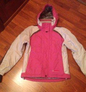 Куртка горнолыжная Dubin