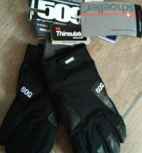 Перчатки 509 Freeride, размер L