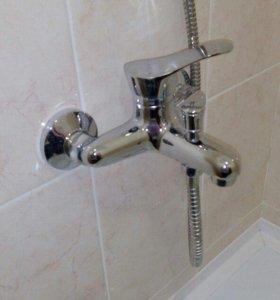 Новый смеситель для ванны Rossinka Y35-31