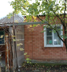 Дом, 53 м²