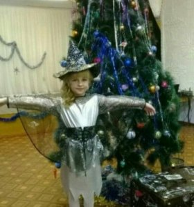 "Новогодний костюм ""Ведьмочка"""