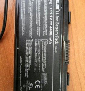 Аккумулятор a32-x51 для ноутбуков Asus