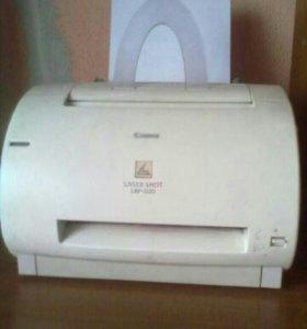 Принтер лазерный+подарок