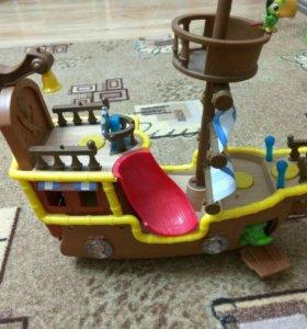 Музыкальный корабль Fisher Price