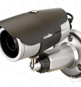 Монтаж и обслуживание систем видеонаблюдения, скуд