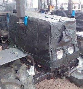 Утеплители капота тракторов.