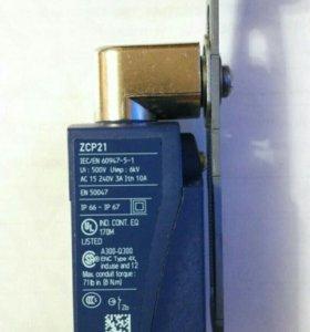 Telemecanique ZCP-21 концевой выключатель