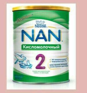 Нан кисломолочный 1 шт