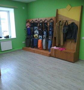 Полки для одежды и обуви