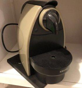 Новая кофемашина Krups