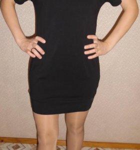 Платье-туника на Новый год