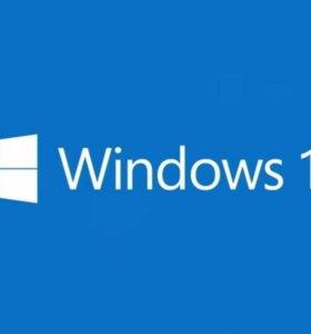 Установка Windows - 10, 8, 7