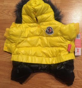 Зимная куртка новая не разу не носили