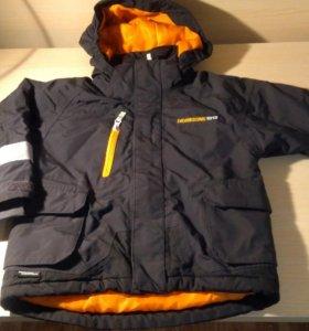 Куртка зимняя теплая для мальчика