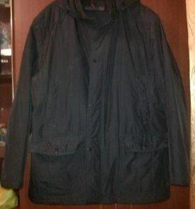 куртка демисезонная 58-60 р