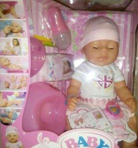 Куклы интерактивные в ассортименте
