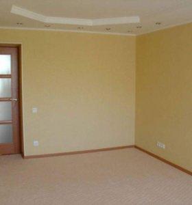Отделочные работы,ремонт квартир