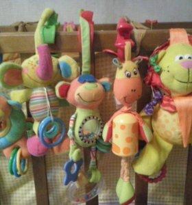 Игрушки-подвески