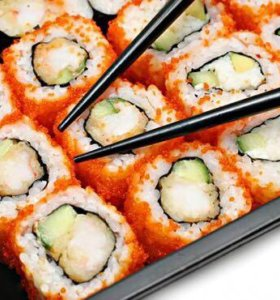 Доставка суши ролл